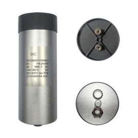 美容仪器补水  仪电容器定制CDC 118uF/2000VDC