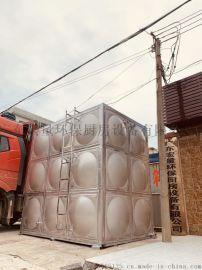 广西不锈钢方形组合水箱