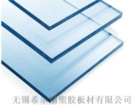 甘肃中空阳光板和实心耐力板的区别