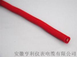 宽频传输ZR-KGGP2硅橡胶电缆