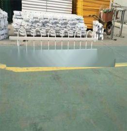社区PVC环保草坪围栏塑钢护栏厂家定制小区绿化pvc塑钢护栏