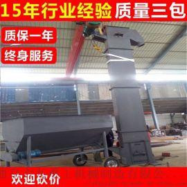 不锈钢斗式提升机供应 锅炉上煤机 六九重工 厂家直