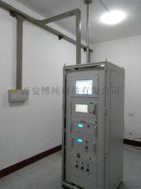 VOC在线监测设备安装的平台和开孔要求
