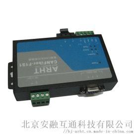 光纤中继器协议型CAN光端機
