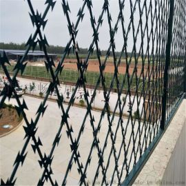 监狱钢网墙 刀刺隔离网
