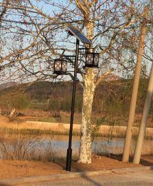 庭院灯3米双头中式仿古庭院景观灯定制