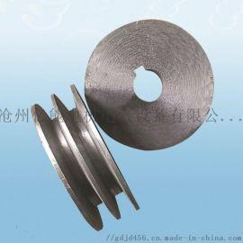 B型皮带轮厂家生产直销1槽-多槽皮带轮
