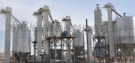 荣森制造现推出RS-10石膏生产线  天然气导热油