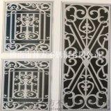 上海別墅裝飾304不鏽鋼門花 裝飾鈦金不鏽鋼門花 古銅門花