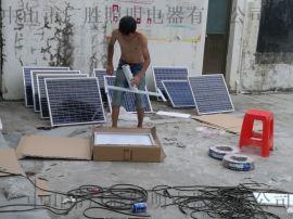 路灯安装队 太阳能路灯安装方法
