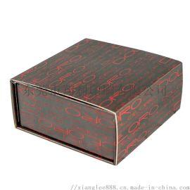 东莞翔利印刷定制可折叠磁礼品包装盒
