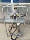 黑龍江煤礦用氣動注漿泵報價礦用氣動雙液注漿泵