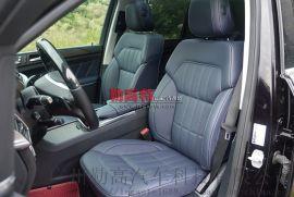 奔驰商务车内饰改装,汽车内改装公司改装真皮座椅