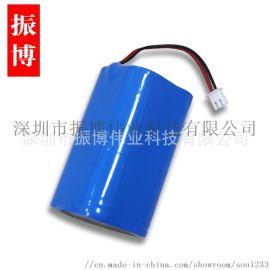 2200mah圆柱 电池组18650-12V