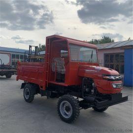大马力农用四不像六轮车 豪华圆头六轮拖拉机运输车