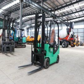 四轮座驾式全电动叉车 搬运装卸货物液压式叉车