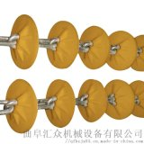 不鏽鋼平頂鏈哪家好 鏈式輸送機價格 LJXY 粉料