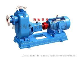 ZW铸铁材质自吸式污水泵