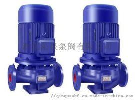 沁泉 ISG系列单级立式管道泵