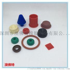 澳佛特公司订做耐高温导电硅橡胶制品