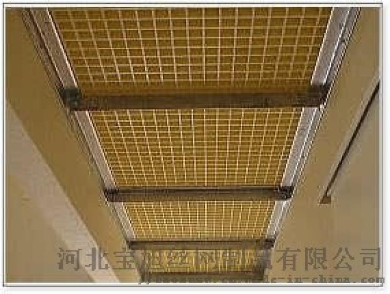 钢格板吊顶厂家提供于印刷车间、平台