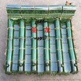 厂家供应 潍坊 陶瓷瓦 屋顶瓦 高温烧制 不褪色