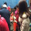 地摊展会热卖产品木杆塑料扫把批发