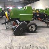 大產量方捆草捆機  拖拉機懸掛式方捆打捆機械