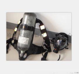 白银正压式空气呼吸器咨询: