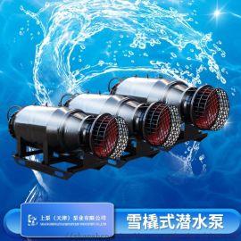 北京雨水排涝600QZ雪橇式潜水轴流泵