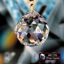水晶灯饰配件水晶球