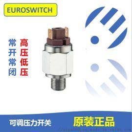 意大利进口机械油压液压气动制动过滤高压压力开关40