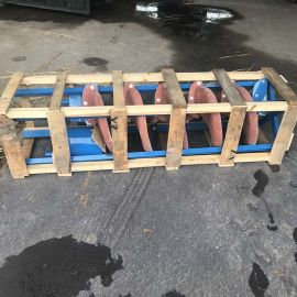 玻璃钢叶片螺旋溜槽螺旋溜槽河沙淘金溜槽选矿设备