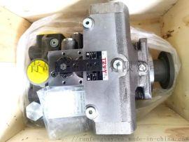 国产搅拌车液压泵A4VTG90泵力士乐柱塞泵