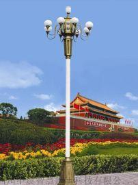 不锈钢造型玉兰灯 成都园林景观玉兰灯