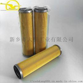 黄色滤纸折叠机油滤芯 过滤油中杂质 吸油滤芯