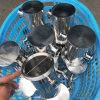 卫生级不锈钢空气 阻断器 隔断器工作原理