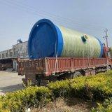 排涝预制泵站 地埋式一体化污水提升泵站