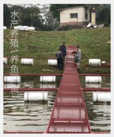 养鱼网箱浮桶网箱浮筒水上养鱼网箱厂家