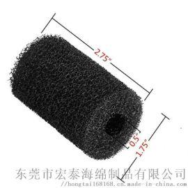 粗孔过滤海绵网状过滤材料机箱隔尘网过滤棉