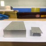 从化木纹吊顶铝方管 热转印型材铝方管装饰效果