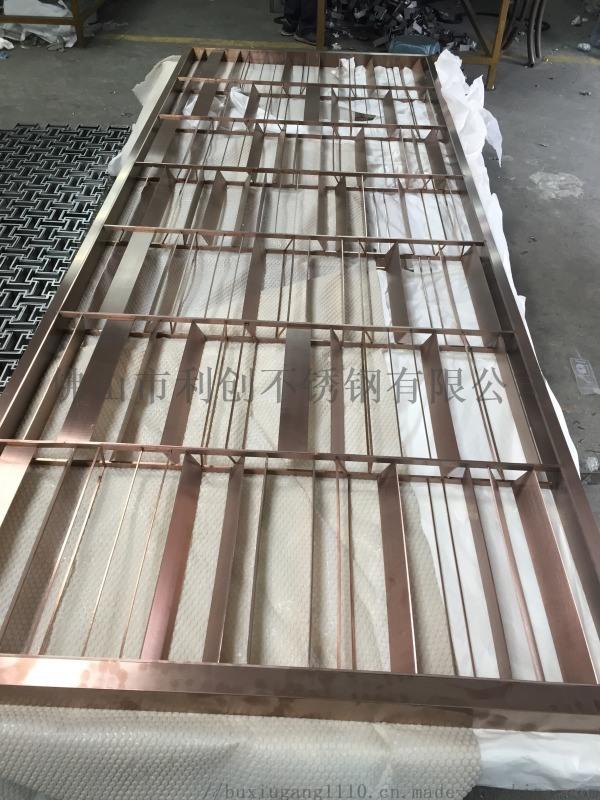 不锈钢隔断加工 不锈钢隔断