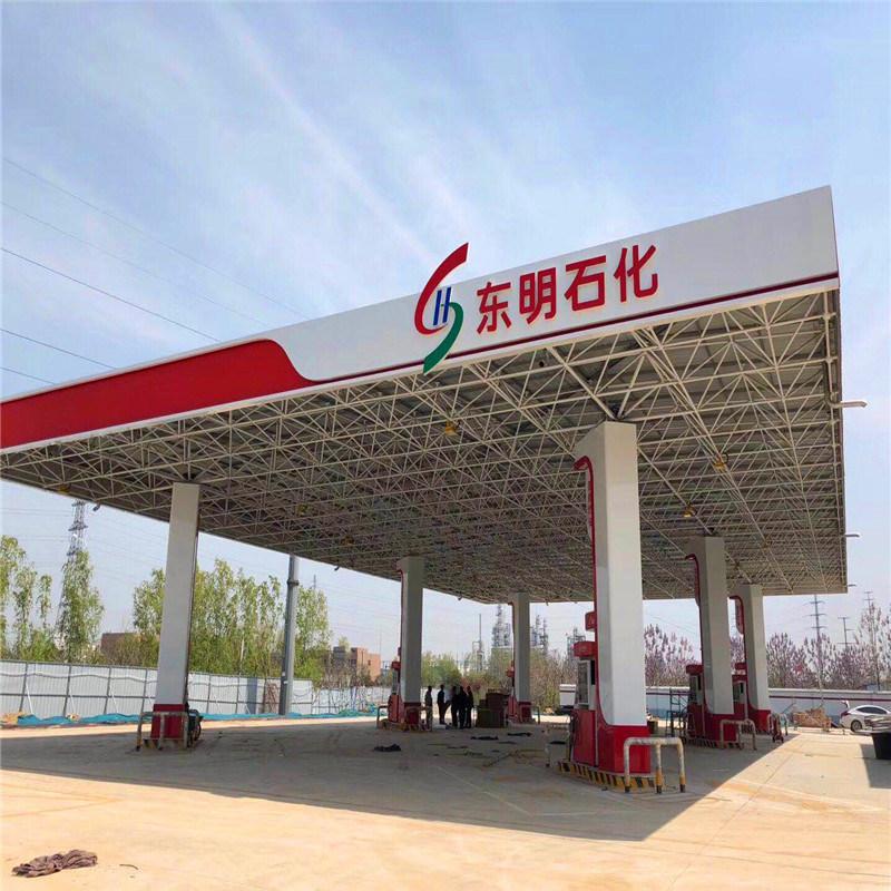 加油站立柱鋁單板 造型立柱鋁單板包柱定製