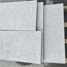 芝麻白g603规格砖 麻城g603院墙砖 广场平砖