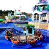 親子互動水上飛船遊樂設備 兒童水上飛船生產廠家