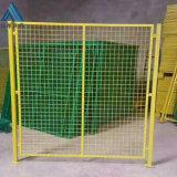厂区护栏栅栏 机器人安全围栏