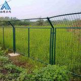 公路绿色围栏网 绿色圈地护栏网