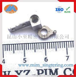 MIM 304不锈钢 机械配件 双头螺纹