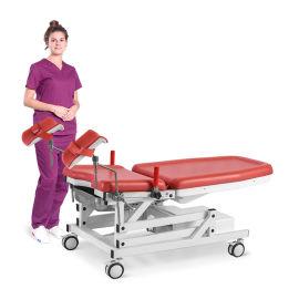 A99-8电动妇科检查床 妇产科综合手术台