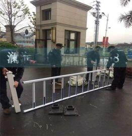 【景观绿地围栏批发】塑钢草坪花园栅栏 PVC公园绿化湖泊白色现货